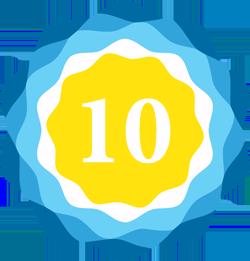 10 солнечный день характеристика, рожденные под тотемом Дельфина