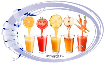 Праздник 16 сентября 2018 года Международный день сока в России, празднуется в третью субботу сентября