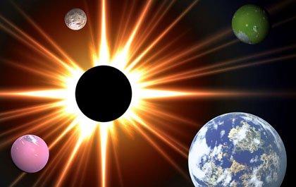 солнечные затмения, лунные затмения 2018 года