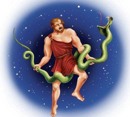 13 знак зодиака Змееносец, гороскоп женщин и мужчин, даты и характеристика, совместимость