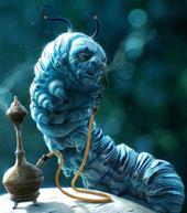 Гусеница Абсолем гороскоп страна чудес