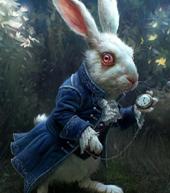 Белый Кролик горосокп страна чудес