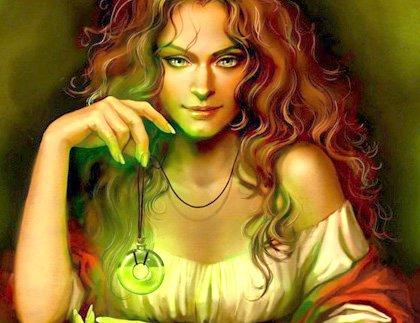 Ведьма по знаку зодиака: оригинальный гороскоп